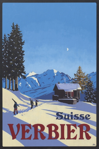 Image of Chalet Creusy by Lucy Dunnett